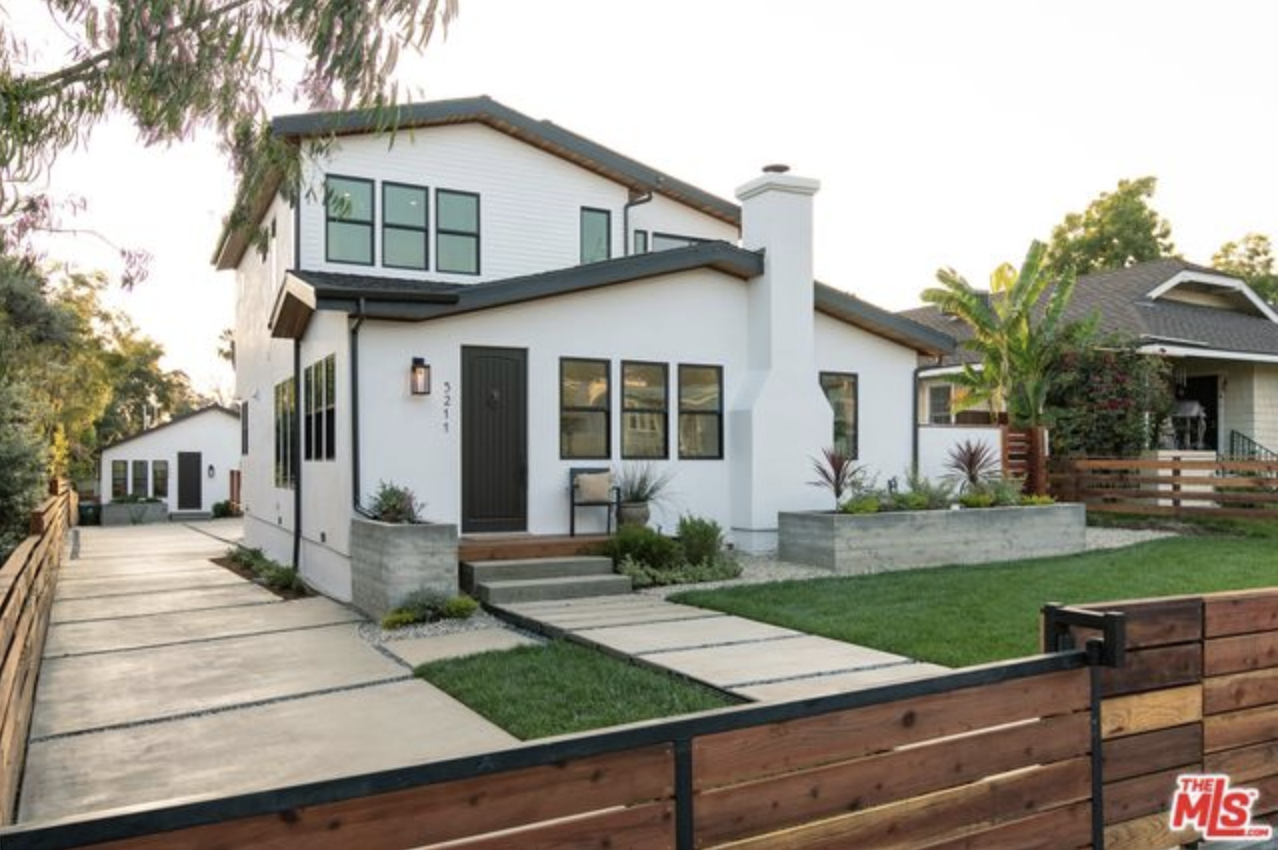 Newly rebuilt home In Eagle Rock #Eaglerock