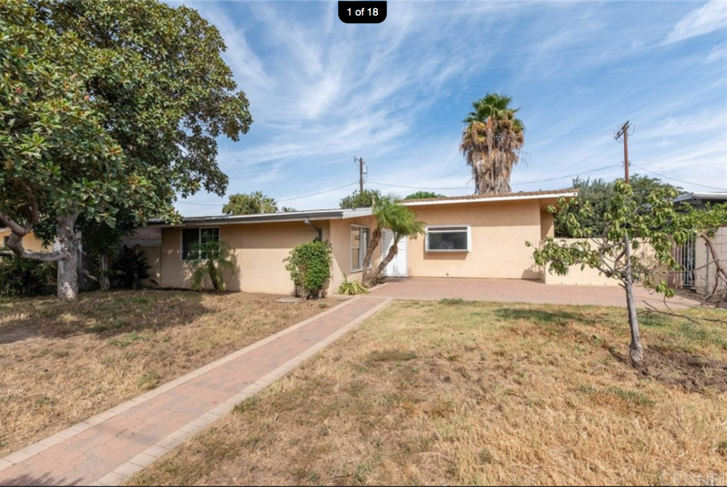 Edward Fickett | Mid Century Homes Reseda | The San Fernando Valley